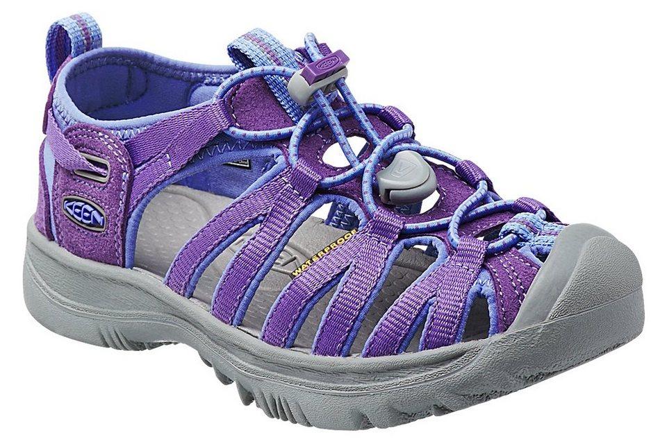 Keen Sandalen »Whisper Sandals Youth« in lila