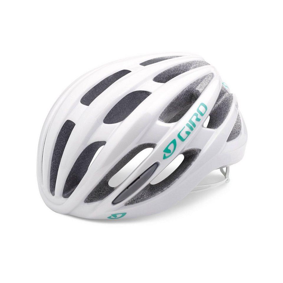 Giro Fahrradhelm »Saga Helmet Women« in weiß