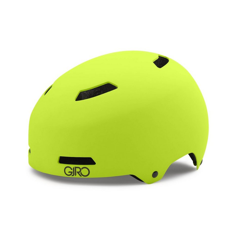 Giro Fahrradhelm »Quarter Helmet« in gelb