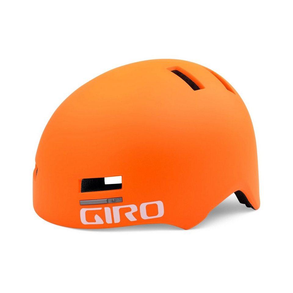 Giro Fahrradhelm »Section Helmet« in orange