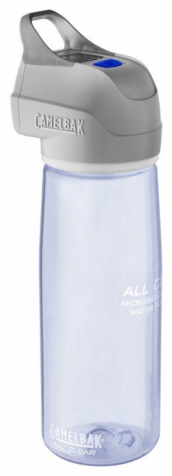 CamelBak Trinkflasche »All Clear Trinkflasche mit UV-Wasserreiniger 750ml«