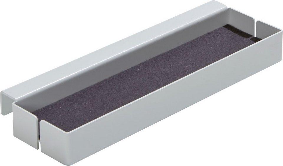 müller Möbelwerkstätten® Ablageelement, als Ergänzung zu Bett »FLAI« oder »PLANE« in weiß