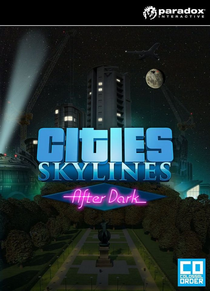Koch Media PC - Spiel »Cities: Skylines After Dark«