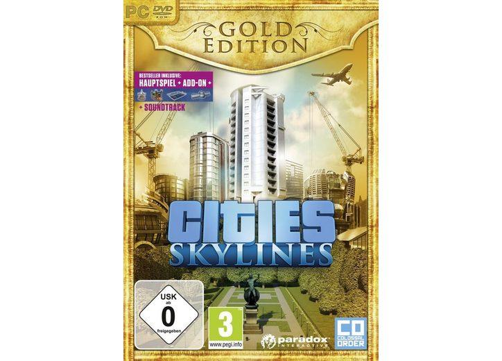 Koch Media PC - Spiel »Cities: Skylines Gold Edition«
