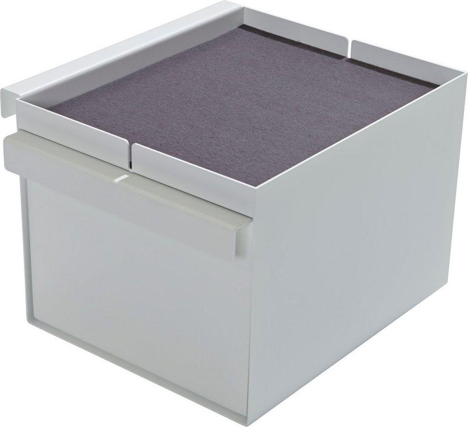 müller möbelwerkstätten® Add-On Element 4, passend für die Betten »FLAI« und »PLANE« als zu in weiß