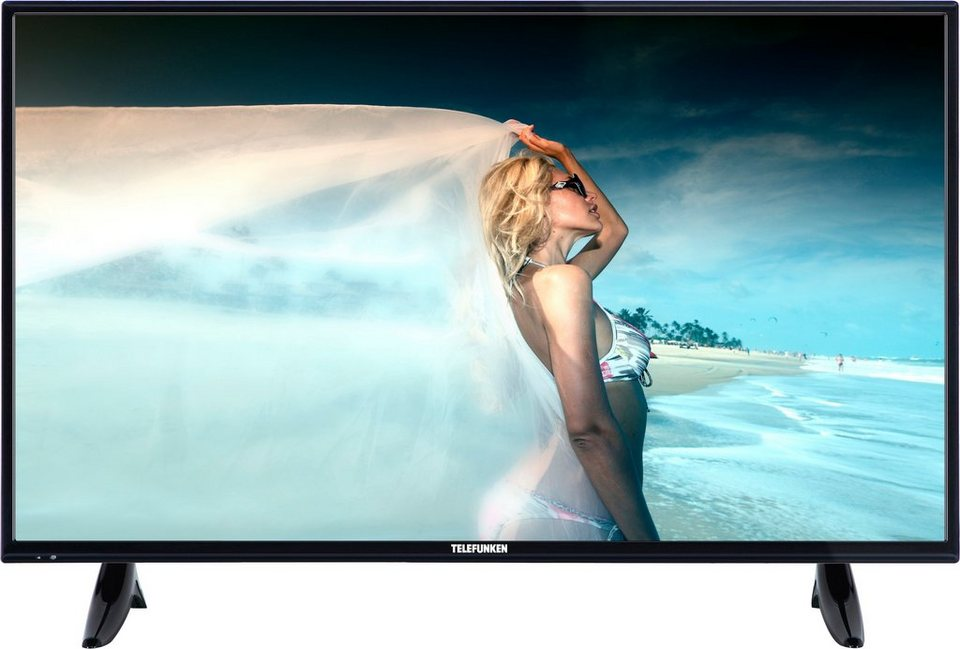 Telefunken D40F287M3, LED Fernseher, 102 cm (40 Zoll), 1080p (Full HD) in schwarz