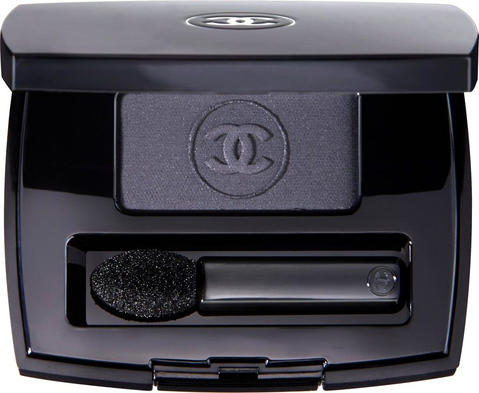 Chanel, »Ombre Essentielle«, Lidschatten in 47 Ebony