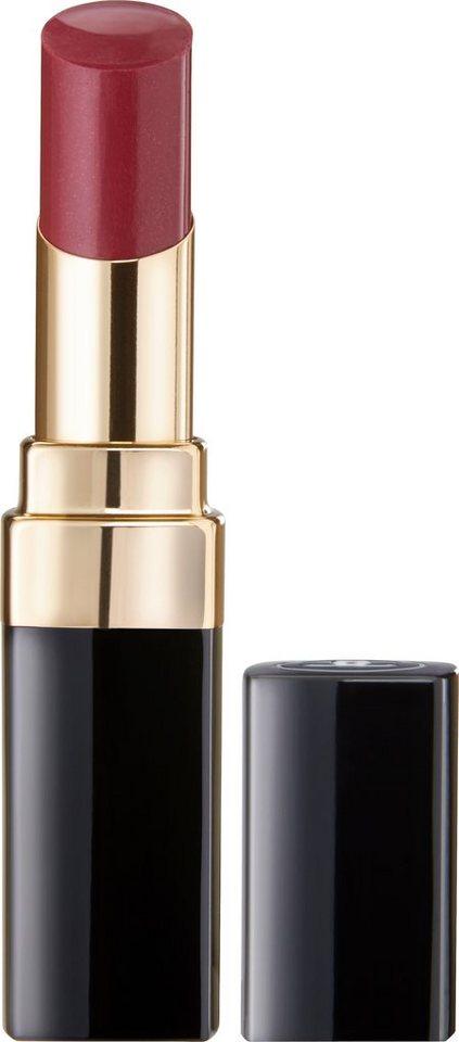 Coco Chanel Lippenstift : chanel lippenstift rouge coco shine zartschmelzende ~ Watch28wear.com Haus und Dekorationen