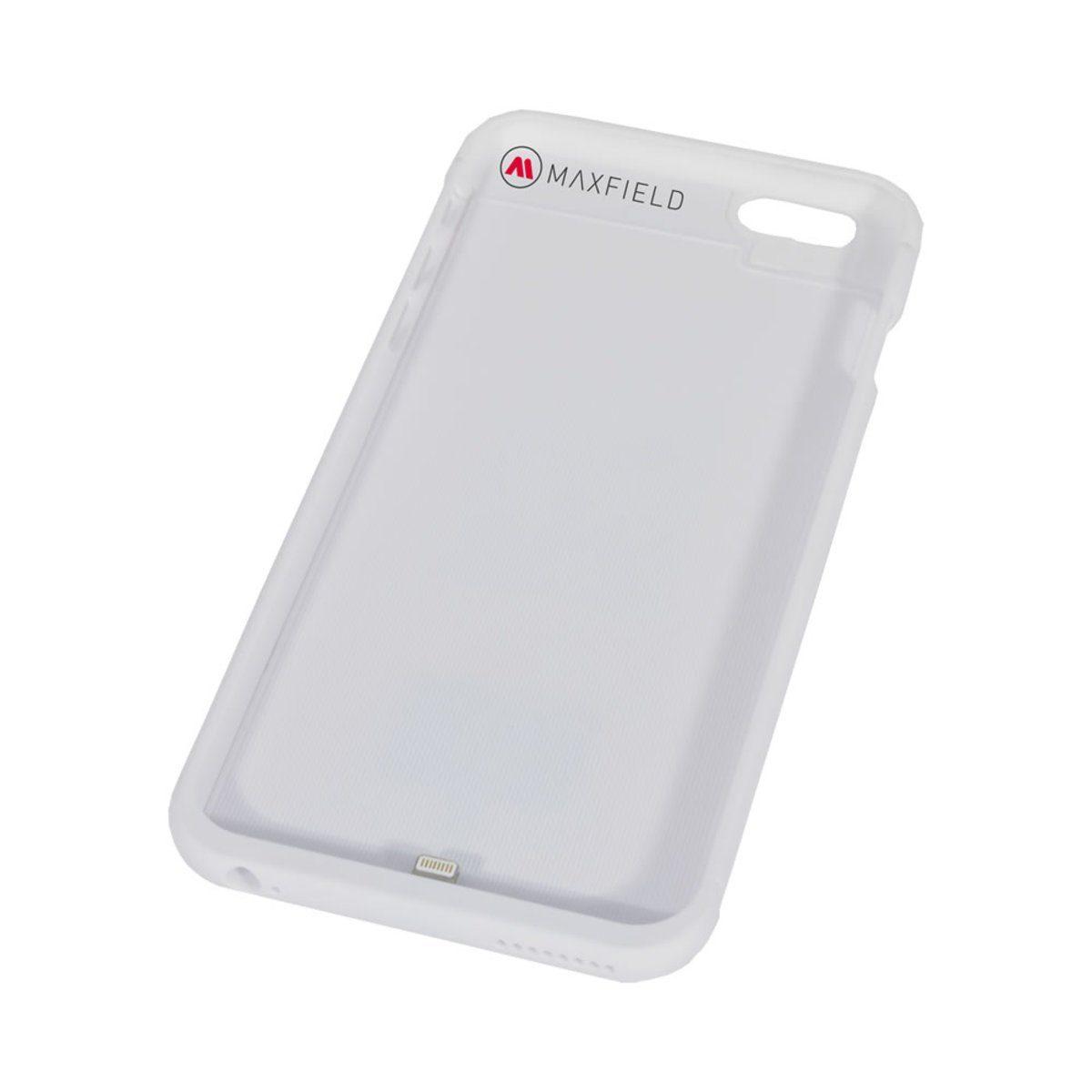 MAXFIELD Handytasche »Wireless Charging Case für iPhone 6«