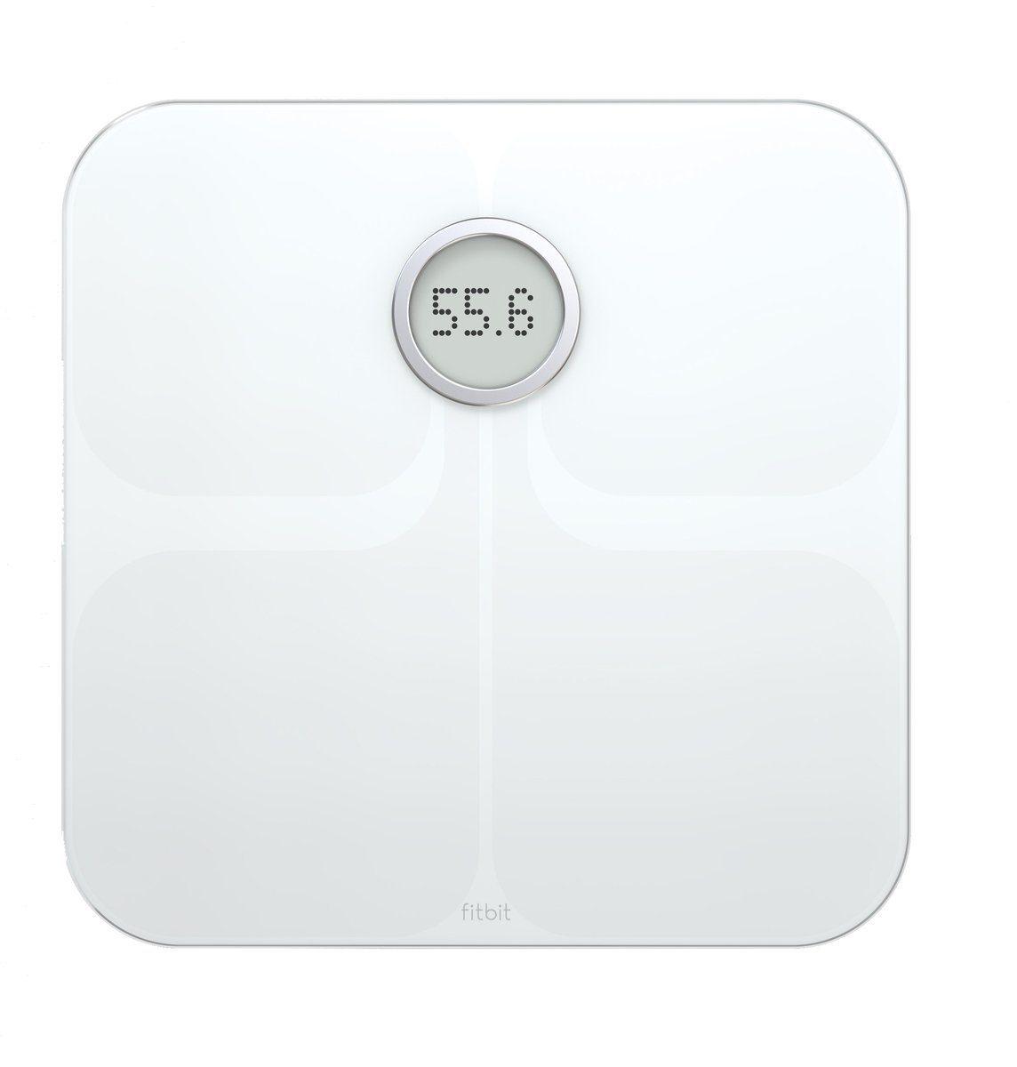 fitbit Waage »Aria - digitale WiFi Personenwaage«