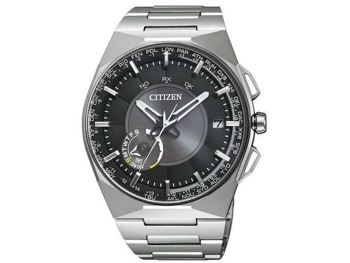 Citizen Solaruhr »CC2006-53E« Mit Satelitte Timekeeping System