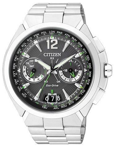 Citizen Funk-Multifunktionsuhr »CC1090-52F« Mit Satelitte Timekeeping System