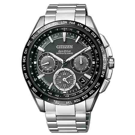 Citizen Funkchronograph »CC9015-54E« Mit Satelitte Timekeeping System
