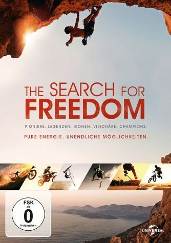 DVD »The Search for Freedom«