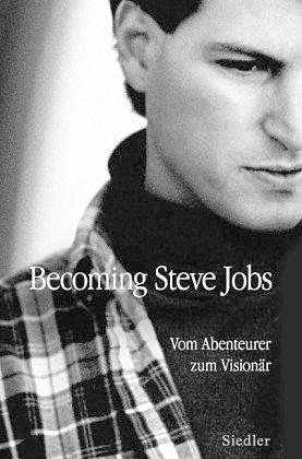 Gebundenes Buch »Becoming Steve Jobs«