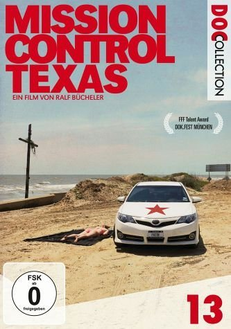 DVD »Mission Control Texas«