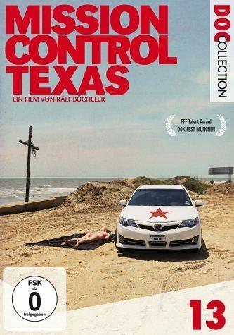 DVD »Mission Control Texas«