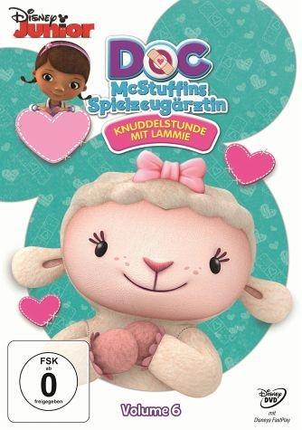 DVD »Doc McStuffins - Spielzeugärztin, Volume 6:...«