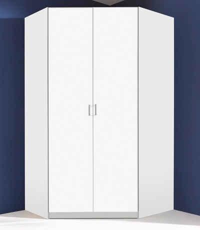 Eckkleiderschrank weiß hochglanz  Eckkleiderschrank & Eckschrank online kaufen | OTTO