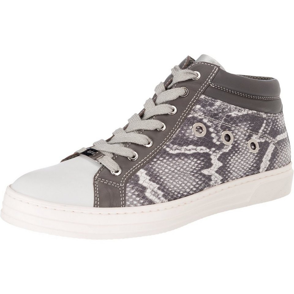 ara Courtyard Sneakers weit in grau-kombi