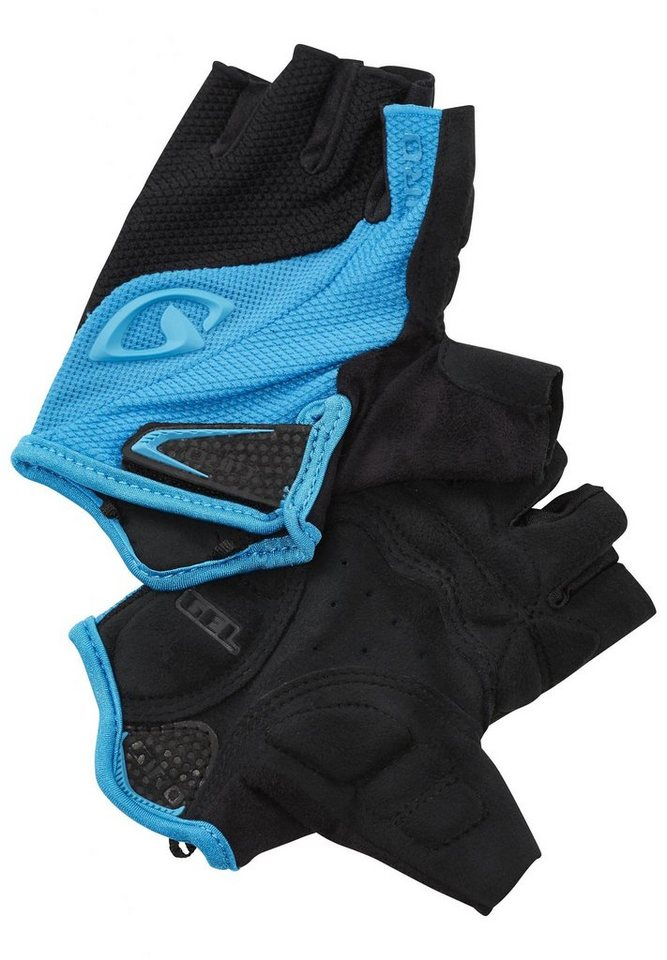 Giro Fahrrad Handschuhe »Bravo Gel Gloves« in blau