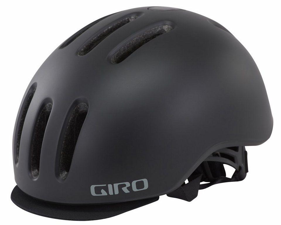 Giro Fahrradhelm »Reverb Helmet« in schwarz