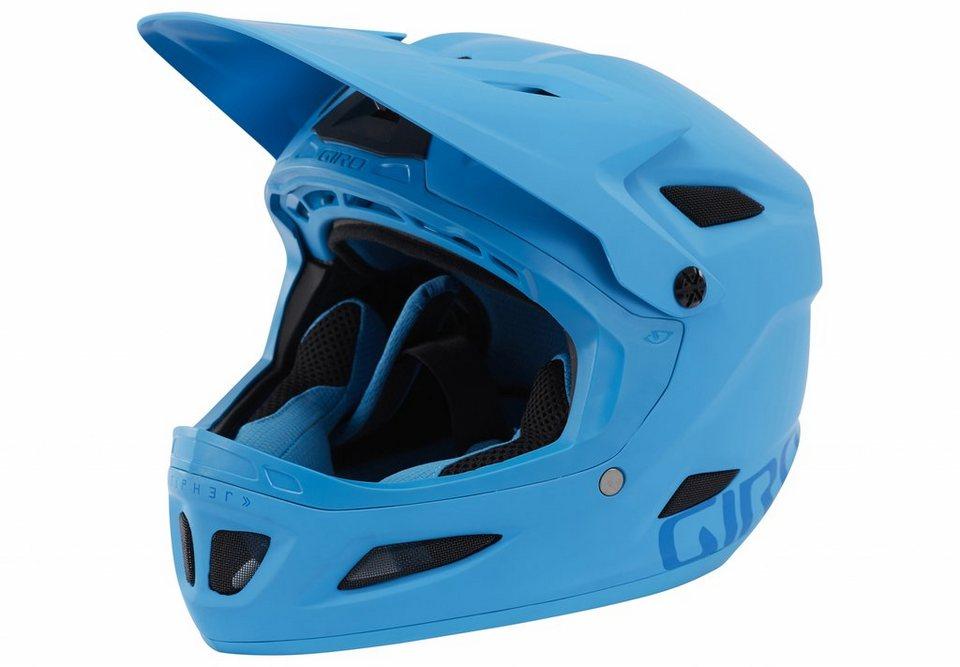 Giro Fahrradhelm »Cipher Helmet« in blau