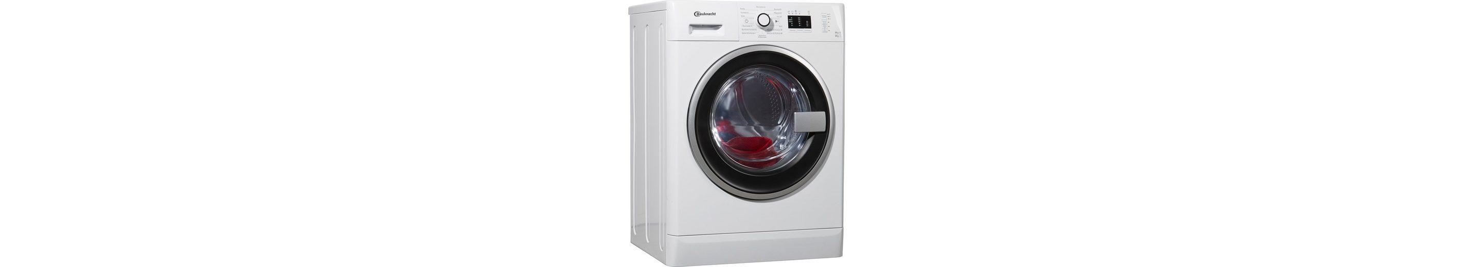 BAUKNECHT Waschtrockner WATK Prime 8614, A, 8 kg / 6 kg, 1400 U/Min