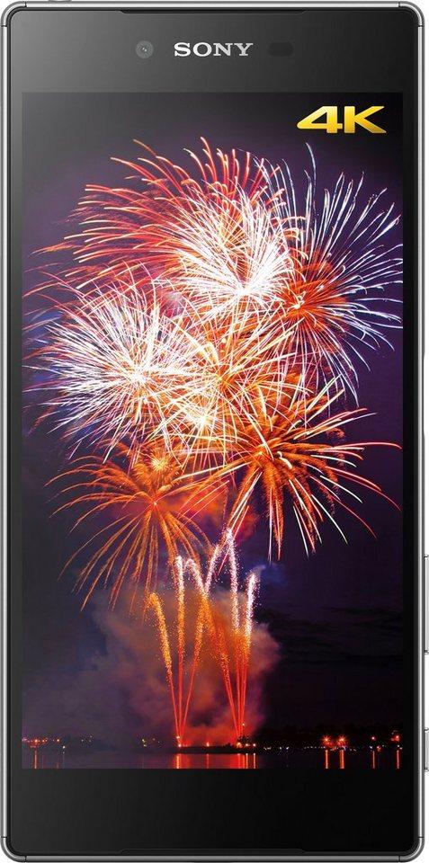 Sony Xperia Z5 Premium Smartphone, 13,9 cm (5,5 Zoll) 4K Display, LTE (4G), mit 3 Jahren Garantie in chrom
