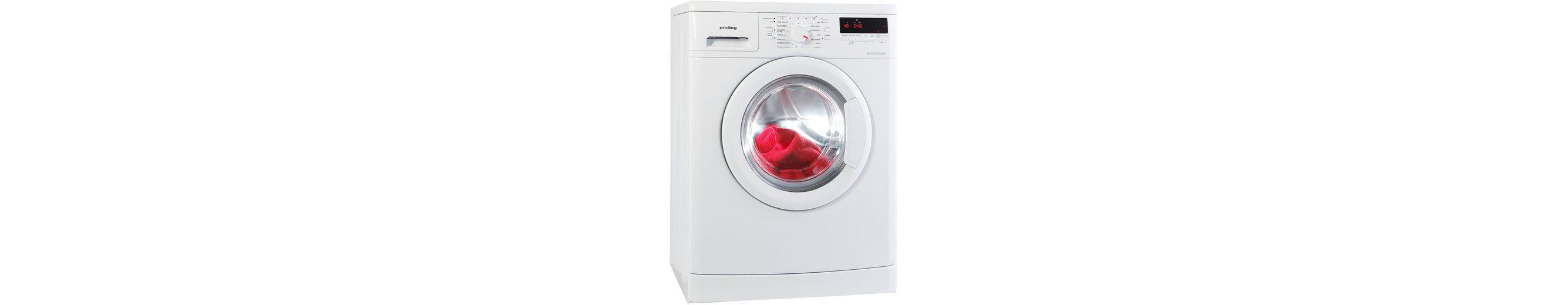 Privileg Waschmaschine PWF8 A+++ Ed. 50, A+++, 8 kg, 1400 U/Min