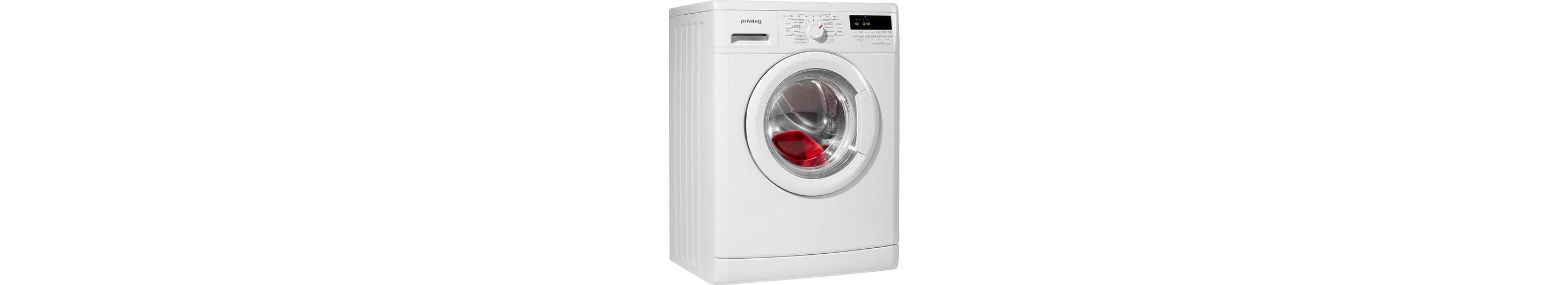 Privileg Waschmaschine PWF 6748, A+++, 7 kg, 1400 U/Min