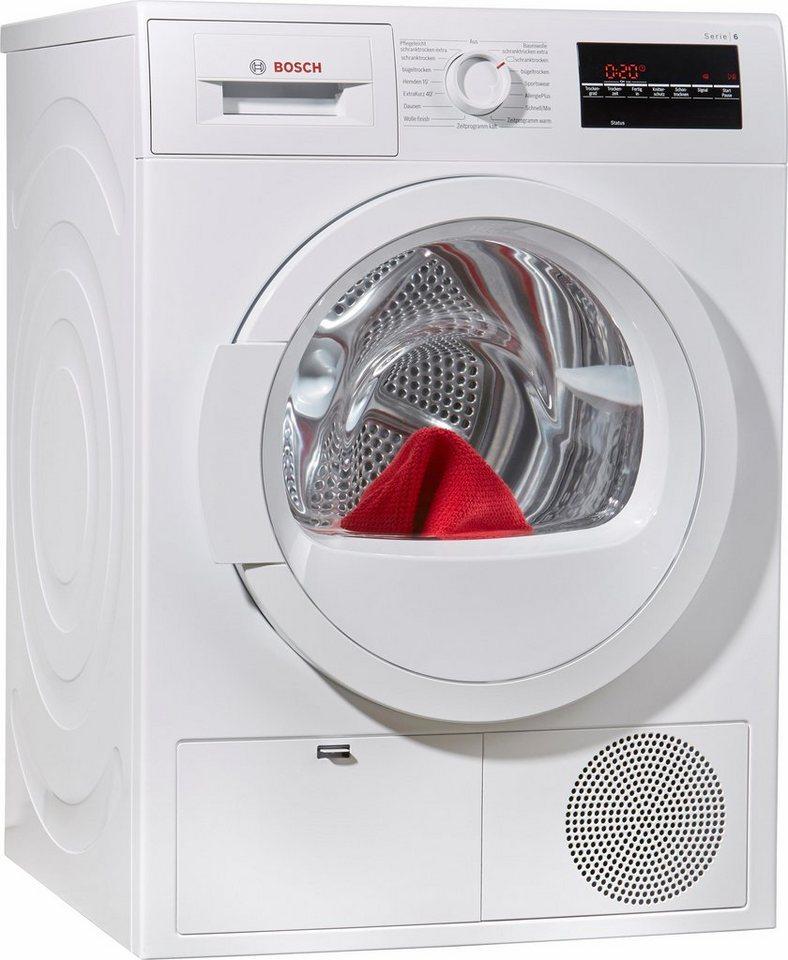 bosch trockner wtg86400 b 8 kg online kaufen otto. Black Bedroom Furniture Sets. Home Design Ideas