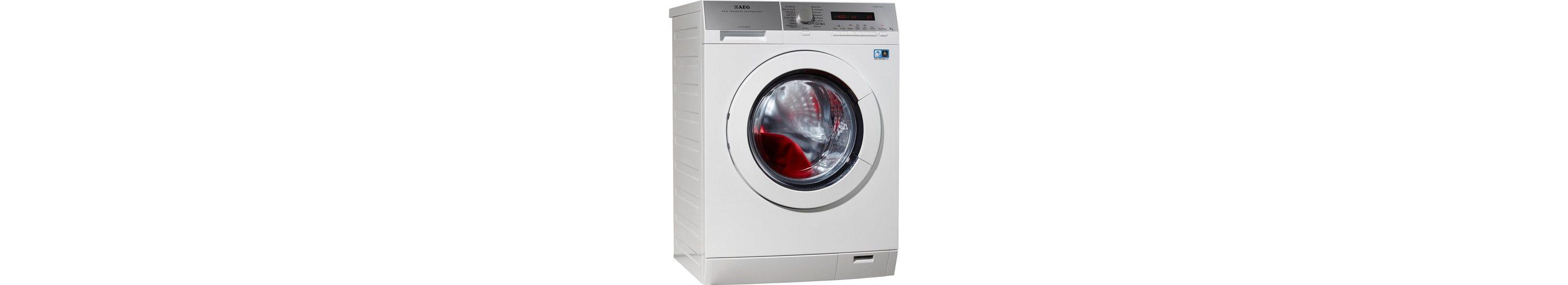 AEG Waschmaschine LAVAMAT L77695PFL, A+++, 9 kg, 1600 U/Min