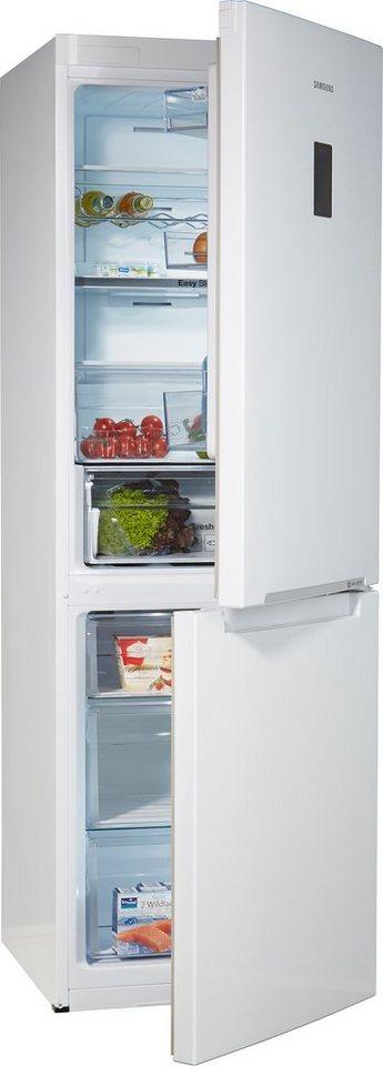 Samsung Kühl-Gefrierkombination RB30J3215WW/EF, A++, 178 cm hoch, No Frost in weiß
