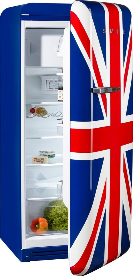smeg k hlschrank fab28ruj1 energieklasse a h he 151 cm online kaufen otto. Black Bedroom Furniture Sets. Home Design Ideas