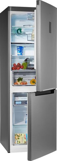 Samsung Kühl-/Gefrierkombination RB30J3215SA, 178 cm hoch, 59,5 cm breit, No Frost