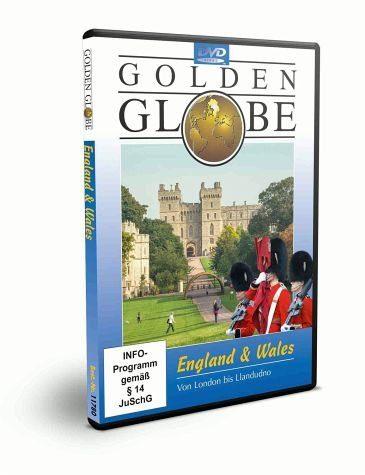 DVD »Golden Globe - England & Wales«