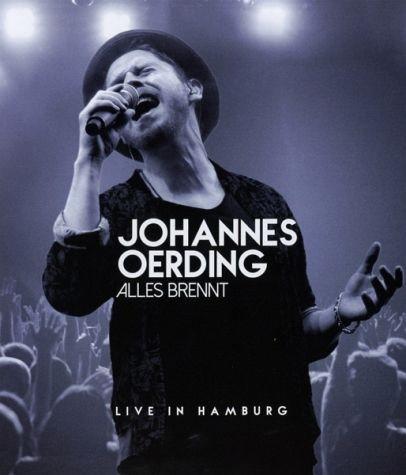 Blu-ray »Johannes Oerding - Alles brennt: Live in Hamburg«