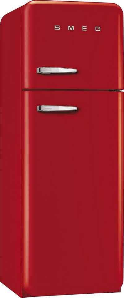 Retro-Kühlschrank in rot online kaufen | OTTO