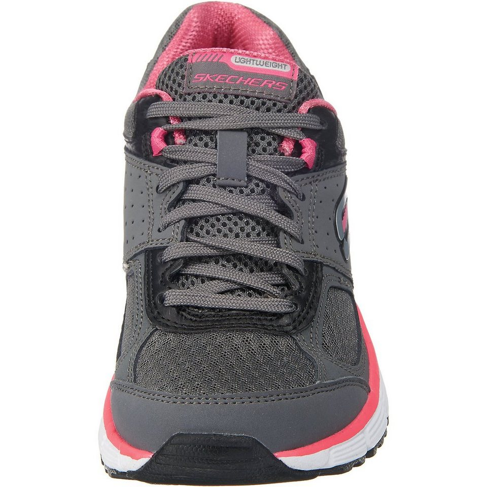 SKECHERS Agility Perfect Fit Sneakers in grau