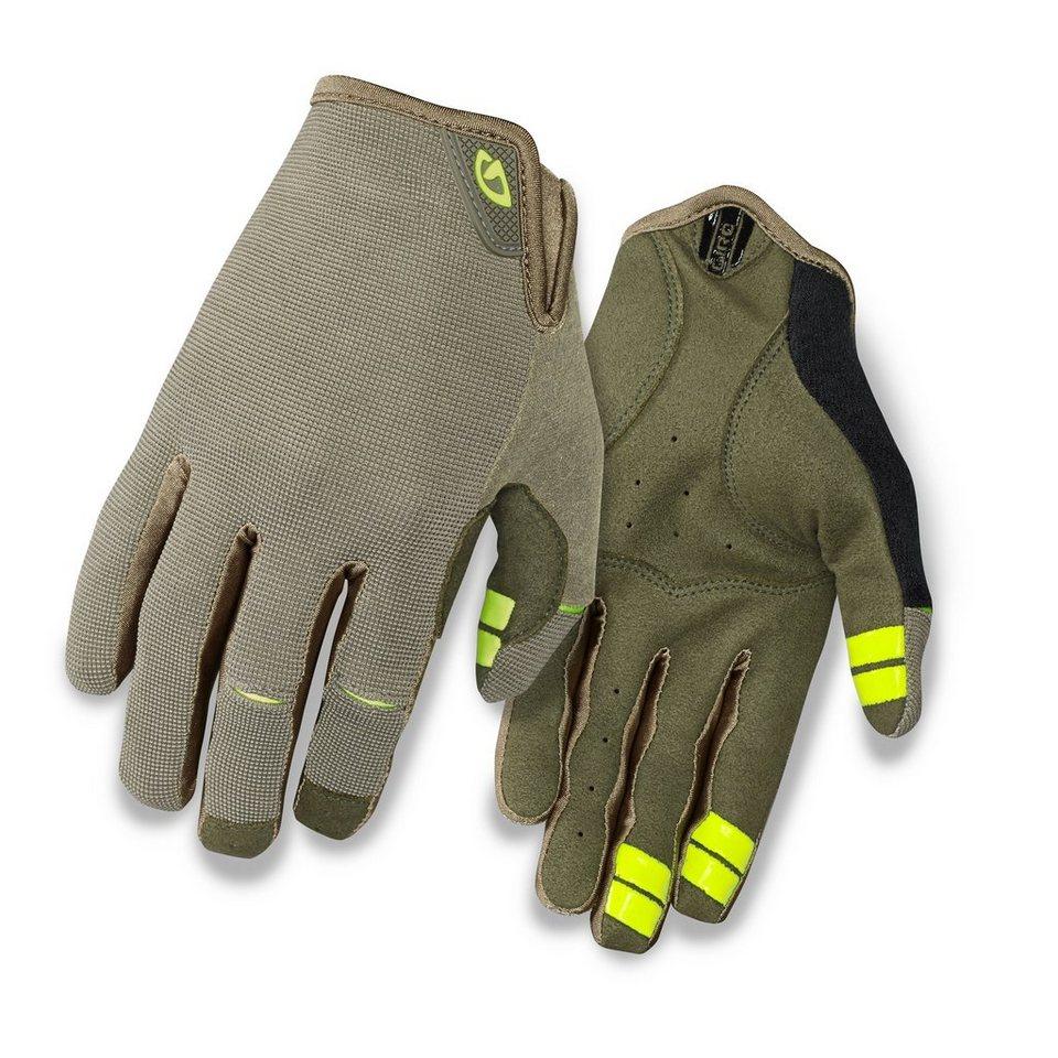 Giro Fahrrad Handschuhe »DND Gloves« in oliv