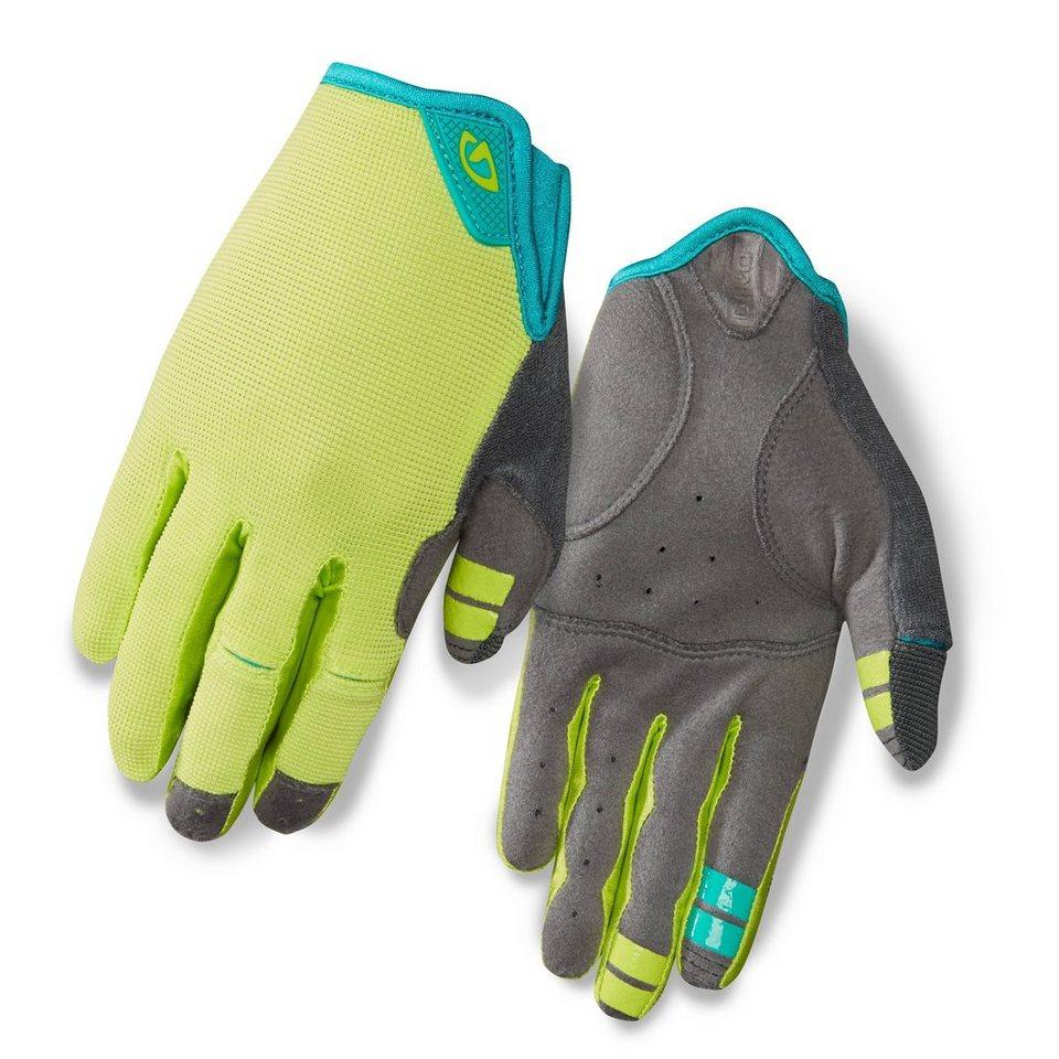 Giro Handschuh »LA DND Gloves Women« in gelb