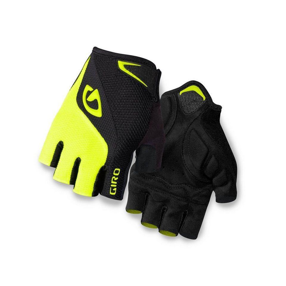 Giro Fahrrad Handschuhe »Bravo Gel Gloves« in schwarz