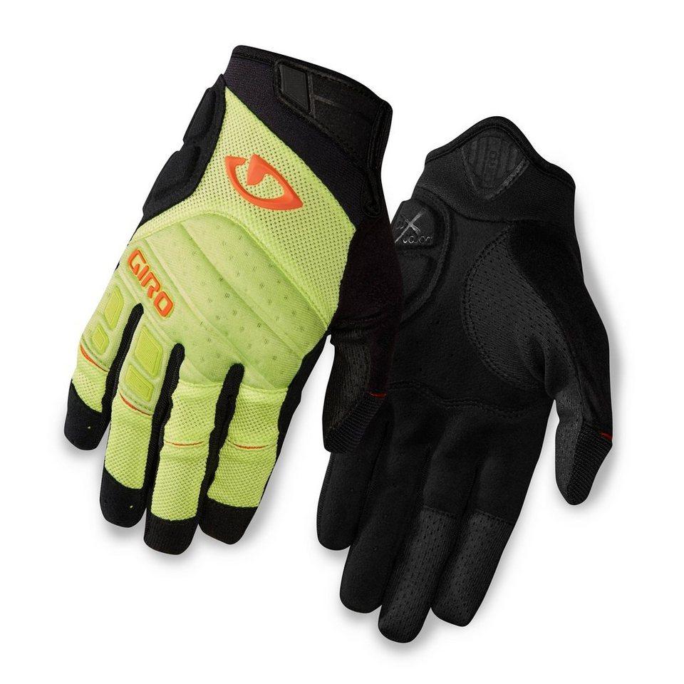 Giro Fahrrad Handschuhe »Xen Gloves« in gelb