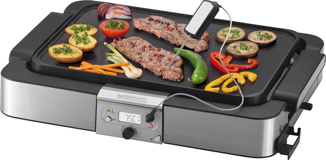 Gastroback Tischgrill 42531 Design Tisch-Grill Advanced