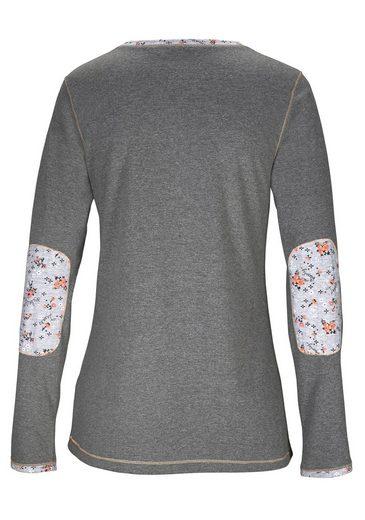 Pyjama Rebelle Avec Des Détails En Design Floral