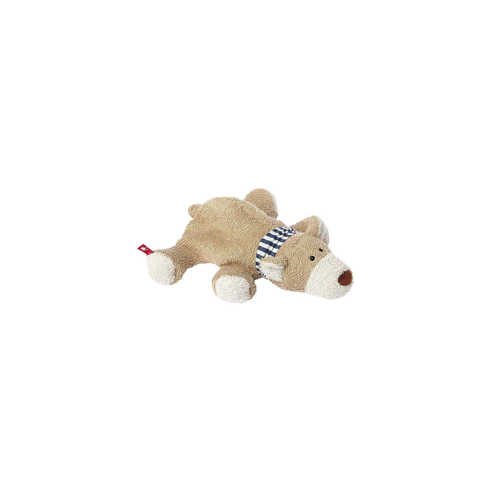 sigikid Kuscheltier Granulat-Bär, 25 cm