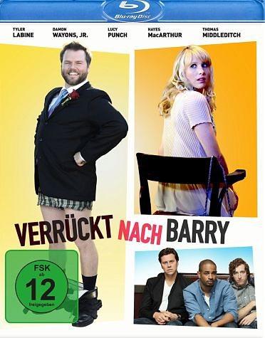 Blu-ray »Verrückt nach Barry«