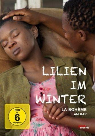 DVD »Lilien im Winter - La Bohème am Kap der Guten...«