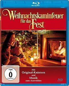 Blu-ray »Weihnachtskaminfeuer für das Fest«